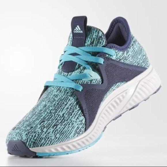 separation shoes 36f4c 36b26 Adidas Bounce Edge Lux 2 Women s Running Shoe